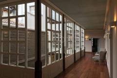 VISTA INTERIOR 3 HOTEL ILLA PROYECTO DE REHABILITACIÓN EN EL CENTRO HISTÓRICO DE QUITO