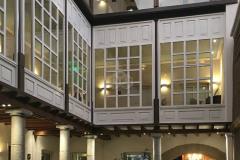 VISTA INTERIOR 5 HOTEL ILLA PROYECTO DE REHABILITACIÓN EN EL CENTRO HISTÓRICO DE QUITO