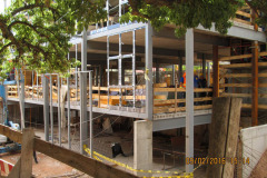 PROCESO CONSTRUCTIVO 1 INSTITUTO TECNOLÓGICO REGIONAL DE LA UNIVERSIDAD TECNOLÓGICA UTEC CON SEDE EN FRAY BENTOS