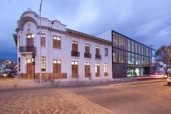 CASA NEIRA CARRION Y CENTRO COMERCIAL