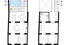Planos Arquitectonicos LOFT 64