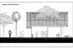 3. Seccion Patio urbano_001