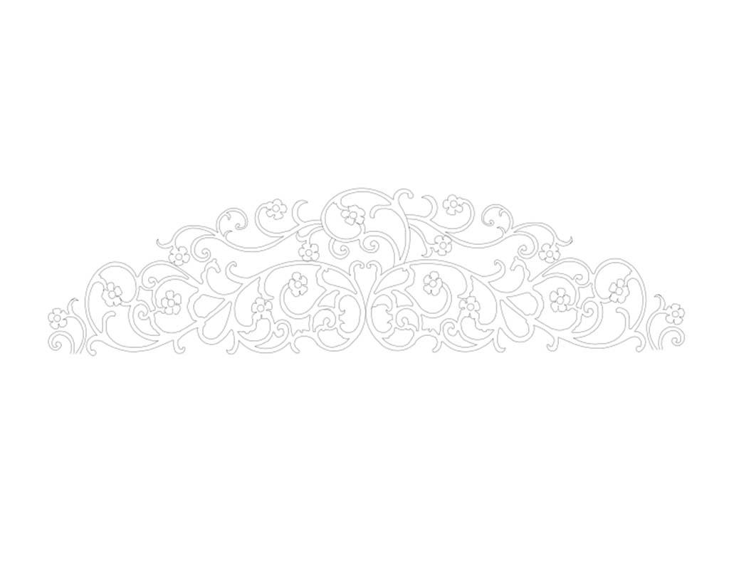 Decorative Metal Panel Pattern_001