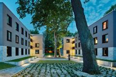2MICROAPARTMENTS AM GEORGENGARTEN HANOVER, Lodyweg 1, 30167 Hannover; Architekten Neubau und Sanierung: Architektur Contor Müller Schlüter GbR, Friedrich-Ebert-Str. 55, 42103 Wuppertal