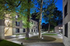 3MICROAPARTMENTS AM GEORGENGARTEN HANOVER, Lodyweg 1, 30167 Hannover; Architekten Neubau und Sanierung: Architektur Contor Müller Schlüter GbR, Friedrich-Ebert-Str. 55, 42103 Wuppertal
