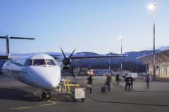 omb  //  YCD Nanaimo Airport