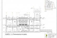 CORTE 1 PALACIO DEL SEGUNDO CABO