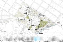 FDP Parque Artigas (planta y corte)_001