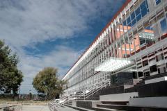 EXTERIOR PROYECTO ARQUITECTÓNICO EJECUTIVO PARA EL EDIFICIO DEL TRIBUNAL SUPERIOR DE JUSTICIA DEL ESTADO DE TLAXCALA