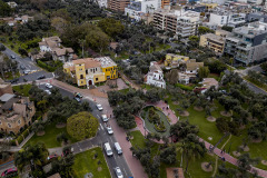 VISTA EXTERIOR 6 PUESTA EN VALOR DE LOS EQUIPAMIENTOS CULTURALES DEL BOSQUE EL OLIVAR DE SAN ISIDRO