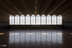 Instituto Superior de Educación Física (Anexo) - Ex Hogar Estudiantil de Montevideo UdelaR, DGA - arqs. Serralta, J. - Clémot, C., Montevideo, Uy. 1959-1970-2015. Foto: Elías Martínez Ojeda 2017.