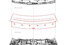 Diagrama comparativo existente_proyectado PISO 1