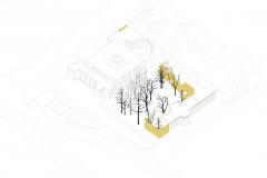 3D REHABILITACIÓN DE LA EMBAJADA DE BRASIL EN CHILE