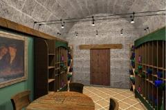 Imagen del Dise_o de Interiores de La Cava