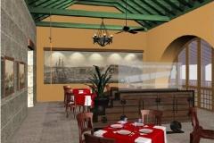 Imagen del Dise_o de Interiores del salon de La Divina Pastora