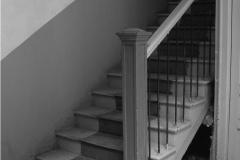 5- escalera antes