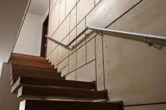 Escalera y Muro