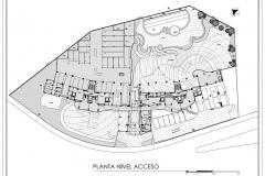 PLANTA NIVEL ACCESO_001