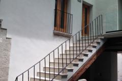 VISTA INTERIOR 1 RESTAURACIÓN DE LOS ANEXOS DE LA CALLE DE LA PERPETUA ANTIGUO PALACIO DE MEDICINA