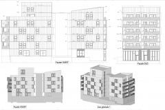 DETALLES FACHADA SOCIAL HOUSING IN LYON
