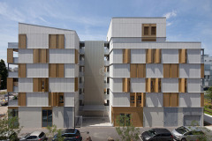7SOCIAL HOUSING IN LYON