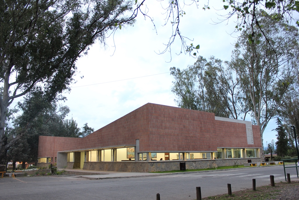 BIBLIOTECA CENTRAL DE LA UNIVERSIDAD CATÓLICA DE SALTA 004