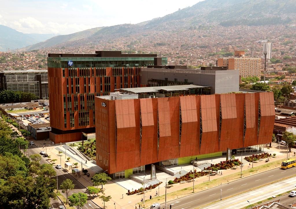 COMPLEJO RUTA N , CENTRO DE INNOVACION Y TECNOLOGIA. FOTO SELCCIONADA 007