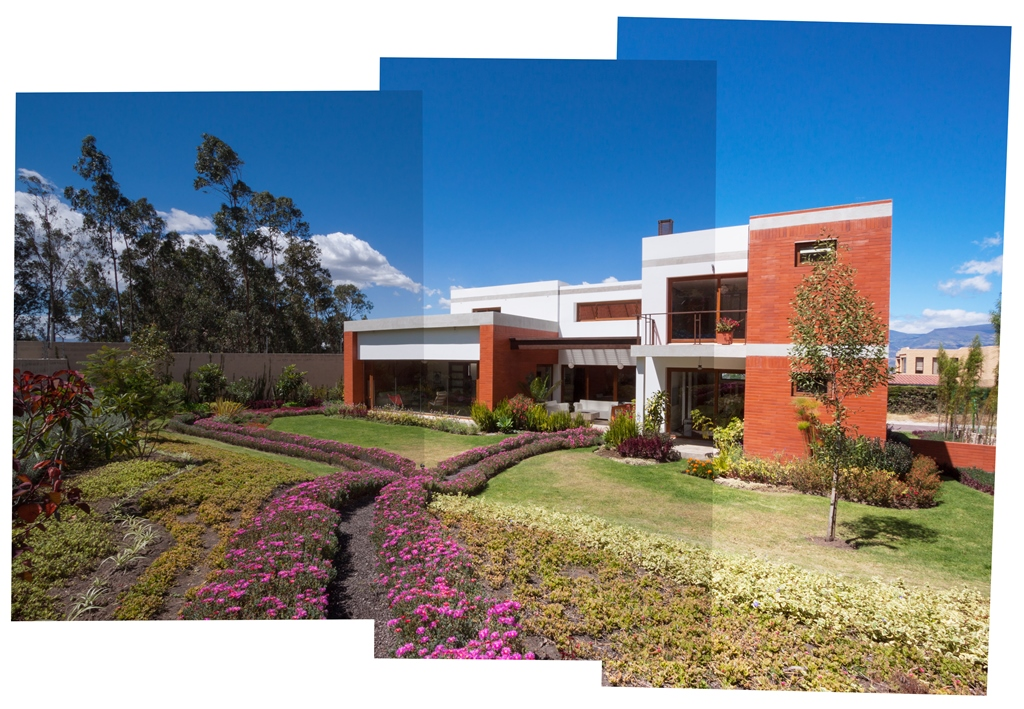 Casa Jardín GK . FOTO SELCCIONADA.POSTERIOR. 007