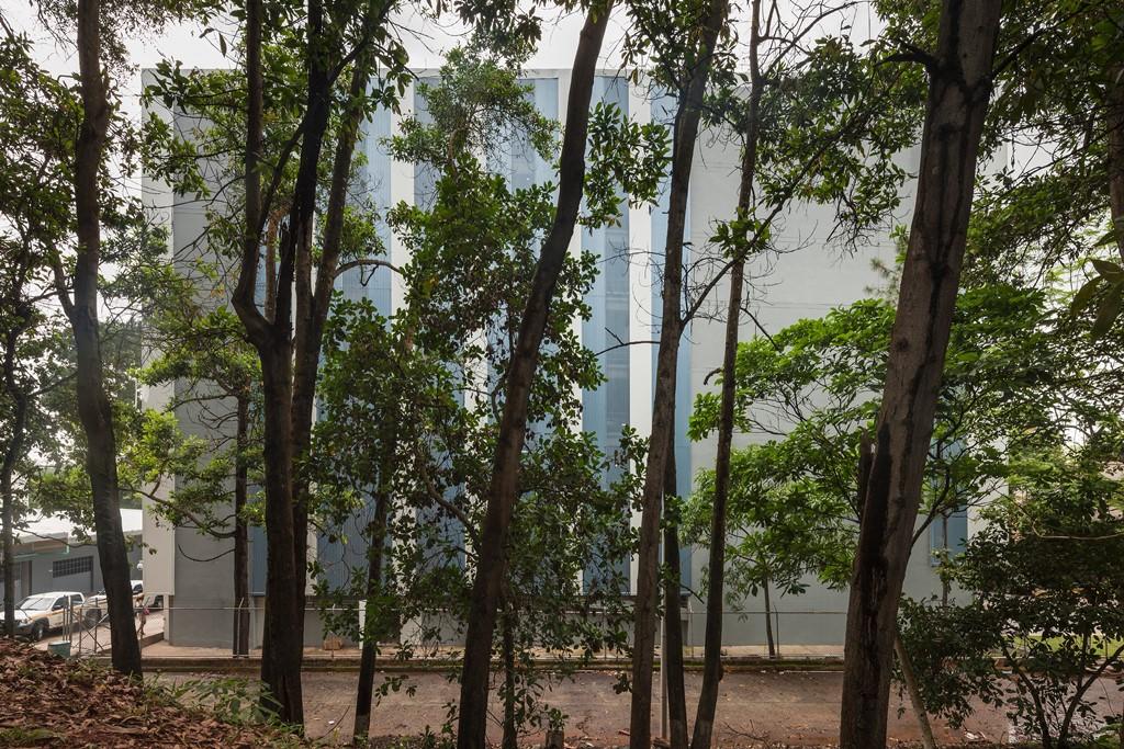 Edificio Anexo al complejo hospitalario de la CSS, Arnulfo Arias Madrid. foto seleccionada.006