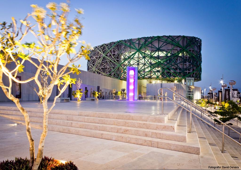 GRAN MUSEO DEL MUNDO MAYA DE MÉRIDA.PLAZA ACCESO42287