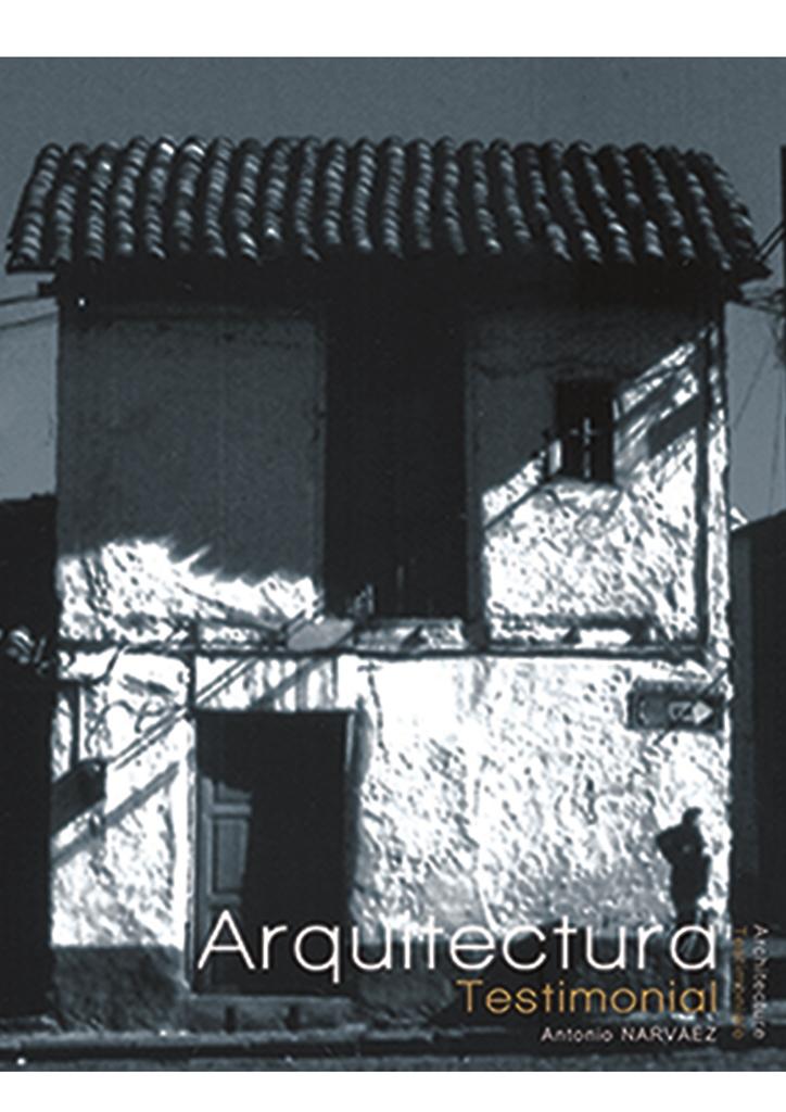 """PTportada.""""Arquitectura Testimonial. 001"""