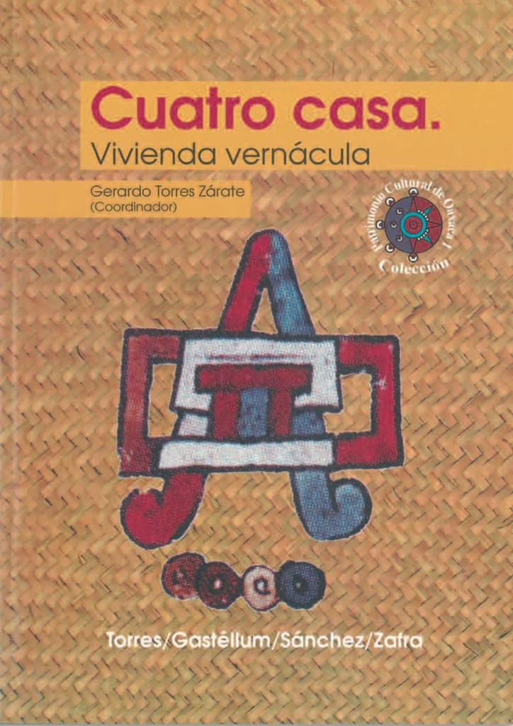 PTportada.LIBRO CUATRO CASA, VIVIENDA VERNACULA. 001