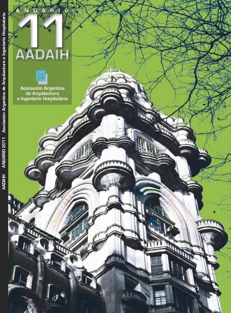 Anuario 2011 - portada