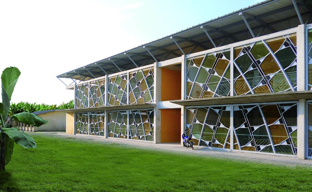 Aulas Colegio Carrazquilla