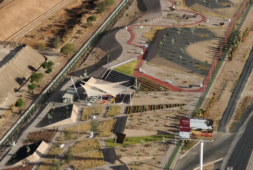 Parque Bicentenario SLP - Sergio Medellin
