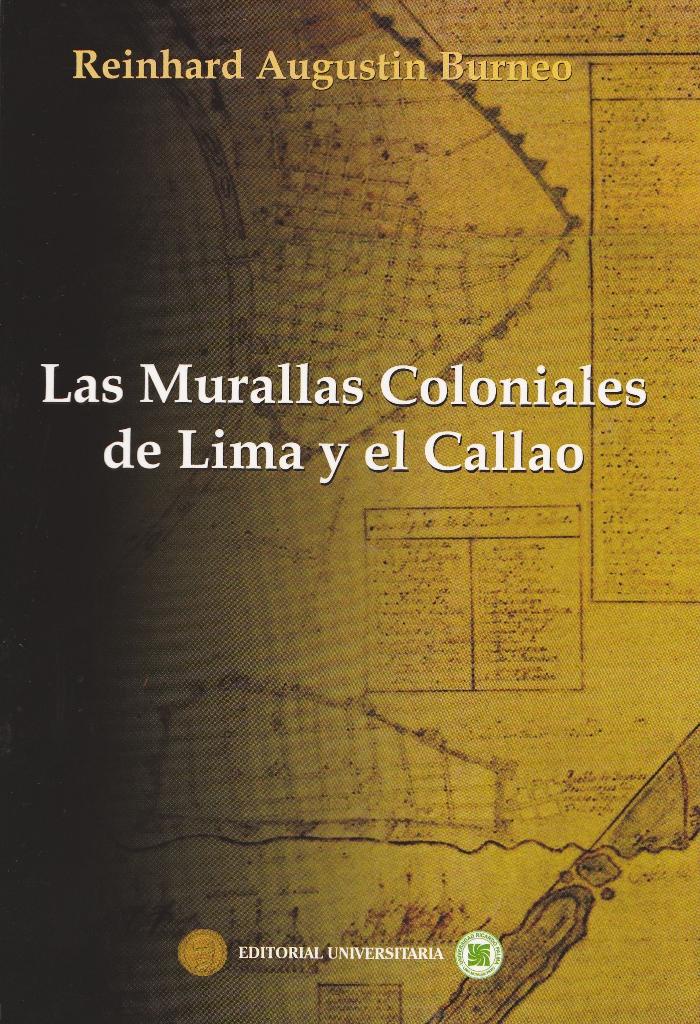 Portada - Las Murallas Coloniales de Lima y el Callao