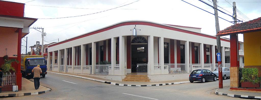 BIBLIOTECA PROVINCIAL COMANDANTE CIRO REDONDO GARCIA
