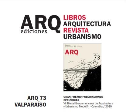 ARQ 73 VALPARAíSO