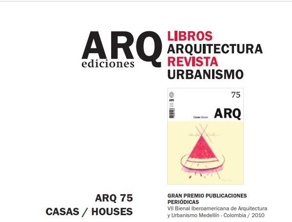 ARQ 75 VALPARAíSO