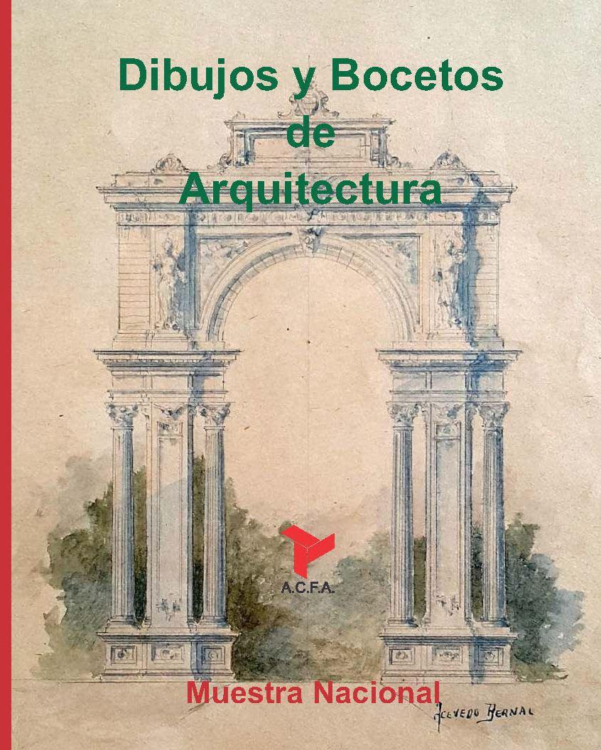 DIBUJOS Y BOCETOS DE ARQUITECTURA