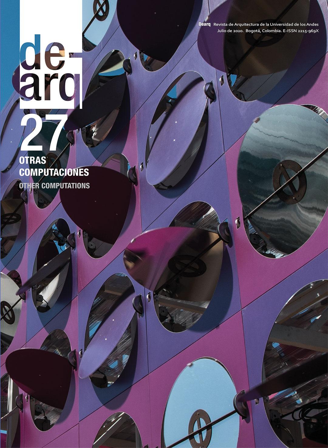 04 Revistas Revista De Arq Portada