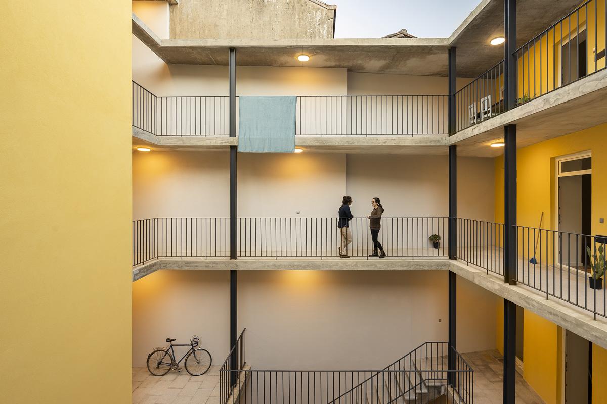 domus social no porto do atelier de arquitetura paulo moreira ar