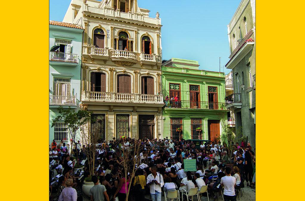 PATRIMONIO Y CIUDADANIA EXPERIENCIAS DE PARTICIPACION EN LA HABANA VIEJA