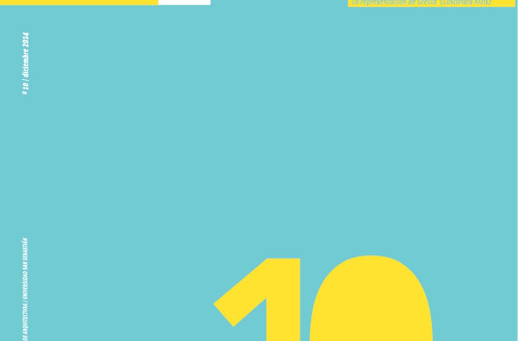 REVISTA MATERIA ARQUITECTURA #10