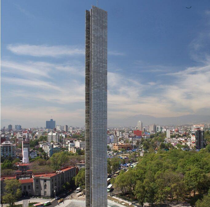 ESTELA DE LUZ, MONUMENTO DEL BICENTENARIO DE LA INDEPENDENCIA DE MEXICO
