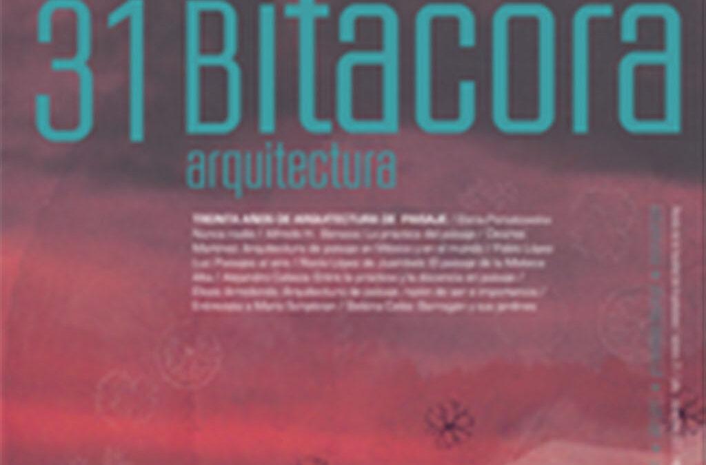 BITÁCORA ARQUITECTURA