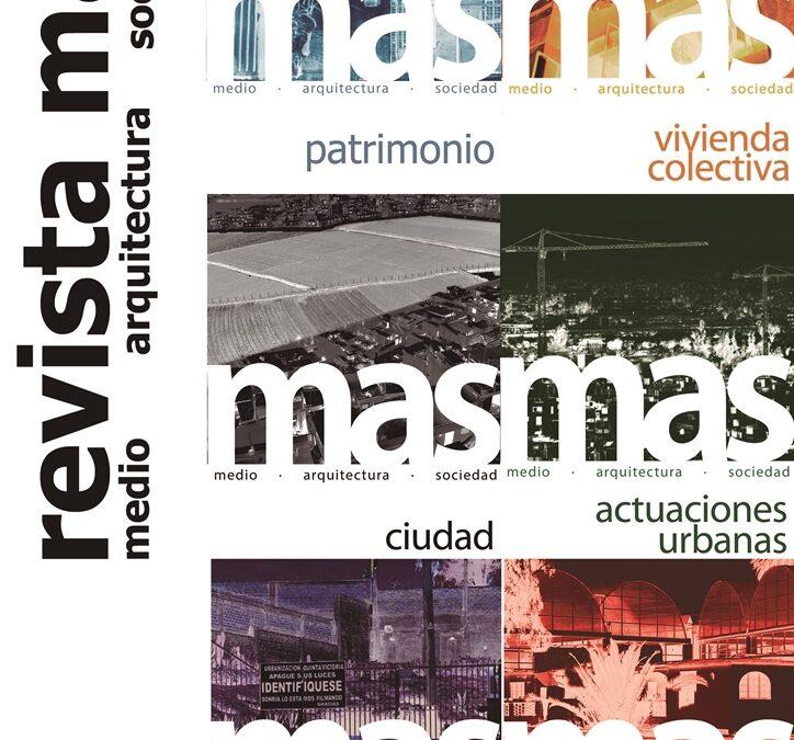 MAS – MEDIO, ARQUITECTURA Y SOCIEDAD
