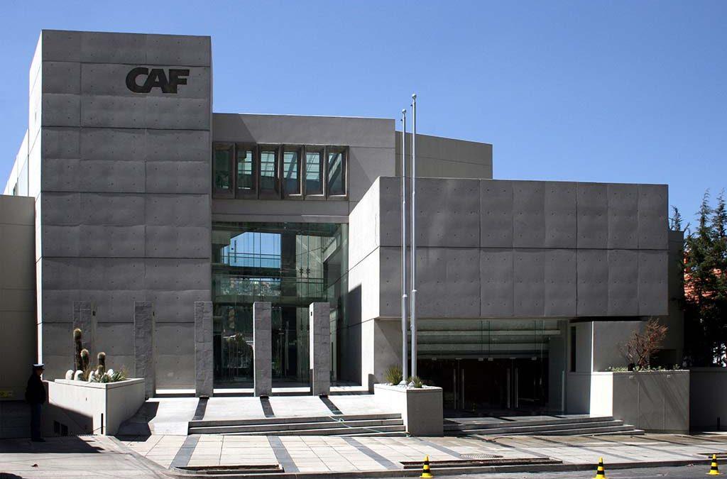 EDIFICIO DE LA CORPORACIÓN ANDINA DE FOMENTO CAF