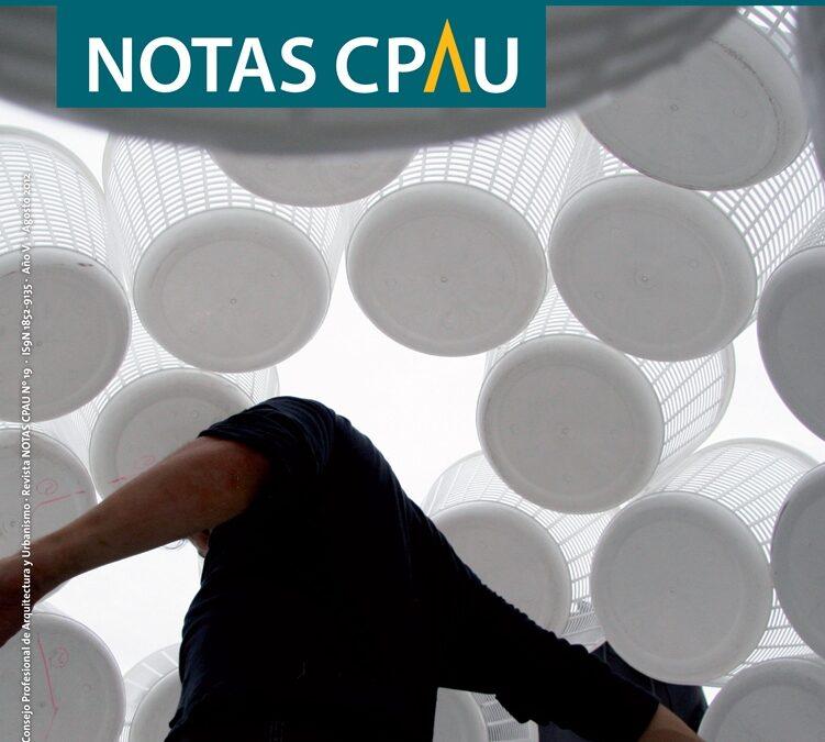NOTAS CPAU