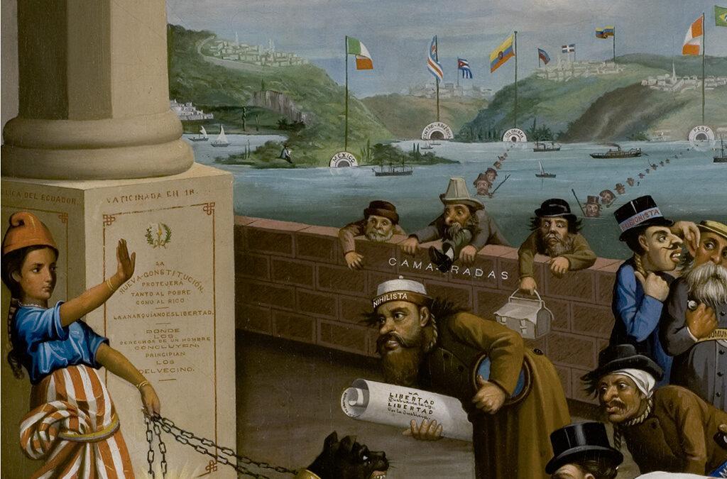 ELITES Y LA NACIÓN EN OBRAS, VISUALIDADES Y ARQUITECTURA DEL ECUADOR 1840-1930